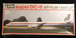 Super DC-8 African Safari | Model Aircraft Kits