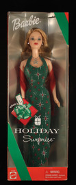 Holiday Surprise Barbie | Dolls