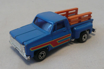 Chevy Stepside Pickup | Model Cars