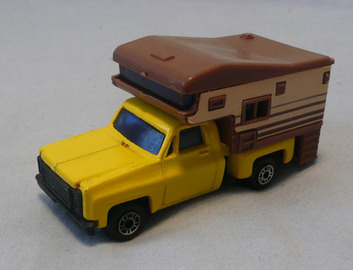 Chevy Camper | Model Cars