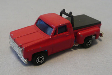 Chevy 4x4 Pickup | Model Cars