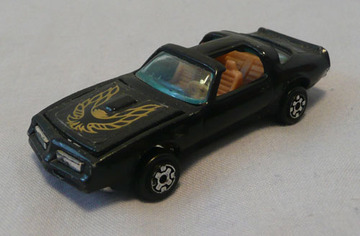 Pontiac Firebird | Model Cars