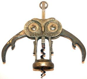 Hootch Owl Corkscrew | Corkscrews | Caption Text