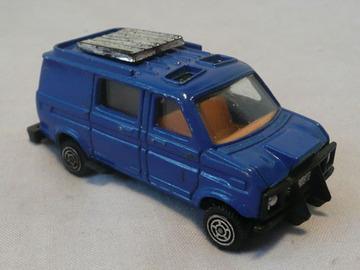 Ford Van | Model Cars