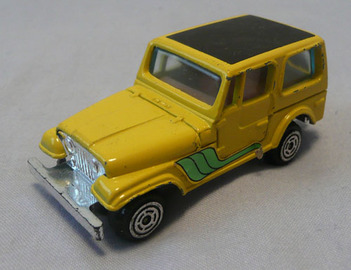 Jeep Renegade | Model Cars