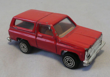 Chevy Blazer | Model Cars