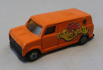 Sun Van | Model Cars