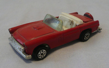 '56 Ford Thunderbird | Model Cars