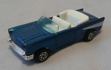 '57 Chevy Convertible | Model Cars