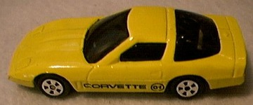 1984 Chevrolet Corvette | Model Cars