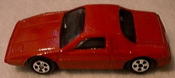 Pontiac Fiero | Model Cars
