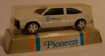 Chevrolet Citation Bell Telephones | Model Cars