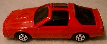 Chevrolet Camaro Z28 | Model Cars