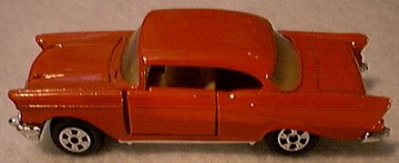 Chevrolet Bel Air Hardtop | Model Cars