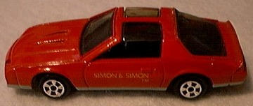 1983 Chevrolet Camaro | Model Cars