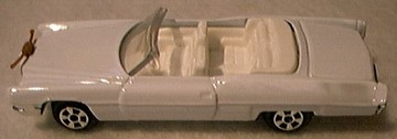1969 Cadillac de Ville Convertible | Model Cars