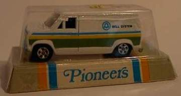 Ford Van Bell Telephones | Model Cars