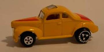 Ford Coupe Street Rod | Model Cars