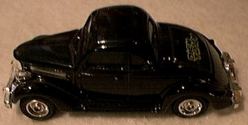 1936 Dick Tracy Ford Sedan | Model Cars