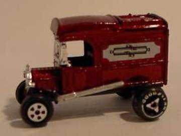 Ford T Van Street Rod | Model Cars