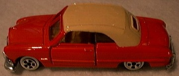 1950 Ford Convertible | Model Cars