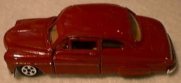 1950 Mercury Sedan | Model Cars