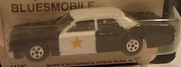 The Blues Brothers Bluesmobile Dodge Monaco Police Car | Model Cars