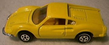 1968 Ferrari Dino 246GT | Model Cars