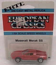 Maserati Merak | Model Cars