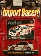 Jada import racer mitsubisihi evo 8 model racing cars 8f2175b6 f38e 460b 9618 1320db597eb1 medium