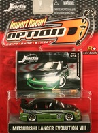 Jada import racer mitsubishi lancer evolution viii model racing cars cb9a4e0c c226 42a1 9897 c1e553a98be2 medium