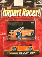 Jada import racer toyota mr 2 spyder model racing cars 05f92bbd b73d 42f9 bc64 8cd3382839e3 medium