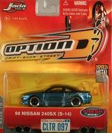 98 Nissan 240SX (S-14) | Model Racing Cars