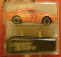 Ford Thunderbird Stock Car Tailburner in The World According to Carp | Model Racing Cars