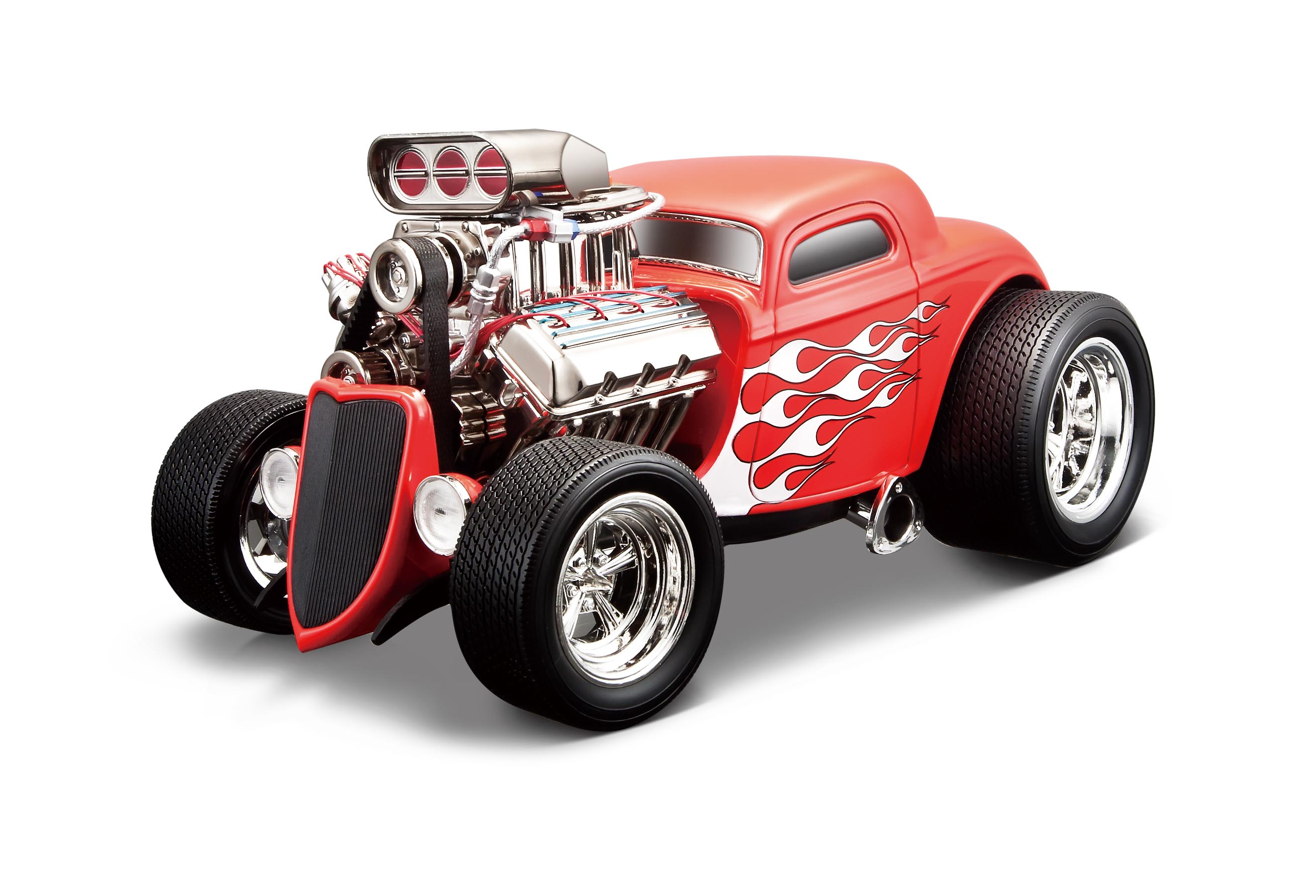 1933 Ford Coupe | Model Cars | hobbyDB