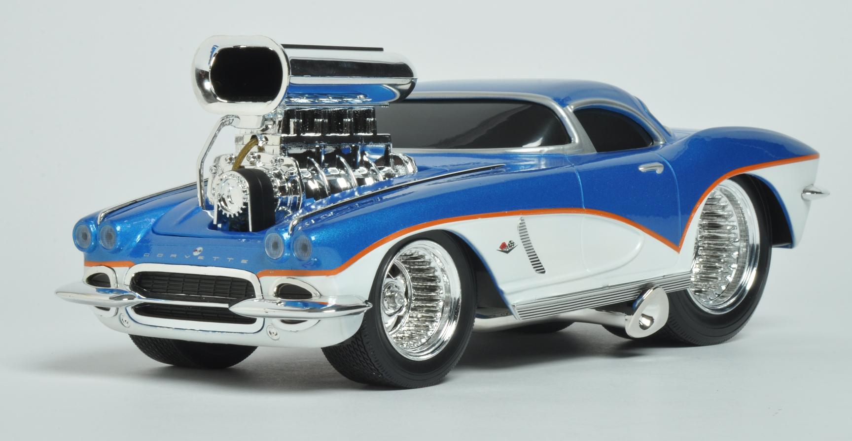 1962 Corvette | Model Cars | hobbyDB