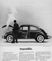 Impossible! | Print Ads