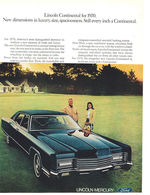 Lincoln continental for 1970 print ads 4897eeb5 1fd8 431b a4d7 b17d52d6de92 medium