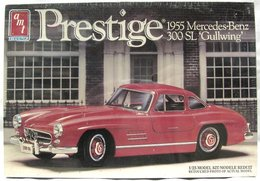 Mercedes-Benz 1955, 300 SL 'GullWing' | Model Car Kits