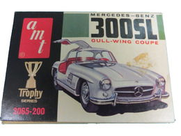 1955 Mercedes-Benz 300 SL 'GullWing' | Model Car Kits