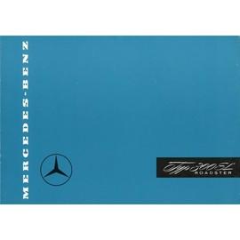 Mercedes 300SL Brochure | Brochures and Catalogs