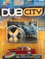 Jada dub city 90 lincoln town car model cars d13cb8cc a034 464e a695 e4526a19f3ef medium