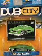 Jada dub city 51 mercury model cars 8942d2bf 9755 4829 9870 bfa2e67a7f0d medium