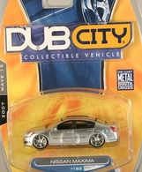 Jada dub city nissan maxima model cars c93ee1b6 a71b 4470 a927 643f850a37d7 medium