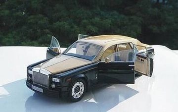 Rolls Royce Phantom LWB | Model Cars