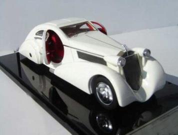 1925 Rolls Royce Phantom I Jonckheere | Model Cars