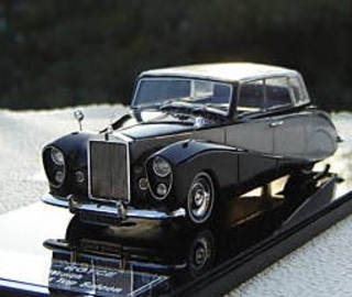 1956 Rolls Royce Silver Wraith Saloon | Model Cars