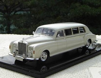 1962 Rolls Royce Silver Cloud Stretch Limousine | Model Cars