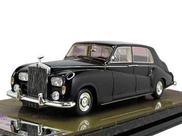 1963 Rolls Royce Phantom V | Model Cars