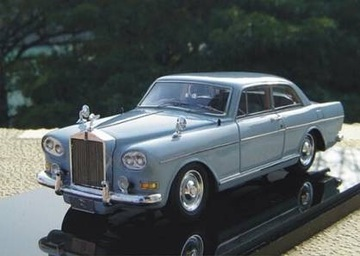 1964-Rolls Royce Silver Cloud III | Model Cars